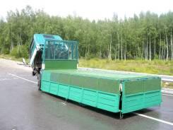 Mitsubishi Fuso Canter. Продаётся мостовой грузовик Mitsubishi Canter, 5 200куб. см., 3 000кг., 4x4