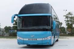 Higer KLQ6122B. Higer KLQ 6122 B, 51 место (спальное место), туристический автобус, 51 место
