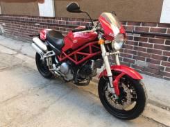 Ducati Monster S2R 1000. 1 000куб. см., исправен, птс, с пробегом
