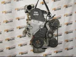 Контрактный двигатель BSW Skoda Fabia Roomster VW Beetle 1,9 TDI