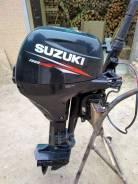 Suzuki. 9,90л.с., 4-тактный, бензиновый, нога L (508 мм), 2012 год