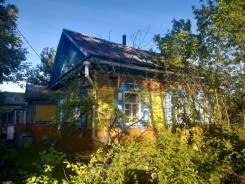 Дом с участком. Улица Украинская 20а, р-н ж/д сторона, площадь дома 38,0кв.м., отопление твердотопливное, от частного лица (собственник)