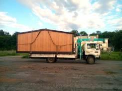 Перевозка гаражей . бытовок . контейнеров 20фт. 40фт . рефконтейнеров
