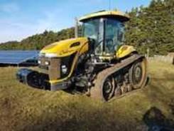 Challenger. В Оренбуржской ОБЛ! Трактор гусеничный EUMT 865-01, 2005 гв