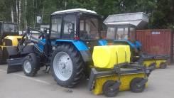 МТЗ МУП-351П. Трактор МУП-351, 81 л.с.