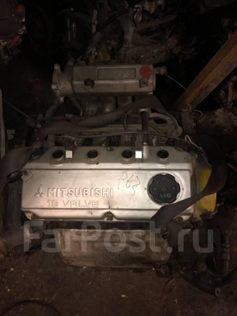 Двигатель 4g93 mpi Mitsubishi с 92 по 97 год