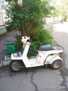 Honda Gyro. 49куб. см., исправен, без птс, с пробегом