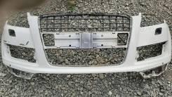 Бампер. Audi Q7, 4LB BAR, BHK, BTR, BUG, CASA, CATA, CCFA, CCFC, CCGA, CCMA, CJGA, CJGC, CJGD, CJMA, CJTB, CJTC, CJWB, CJWC, CLZB, CNAA, CNRB, CRCA, C...