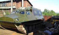 Вездеходные транспортные системы. Продам вездеход гтт, с. Мильково, 2 476куб. см., 3 000кг., 8 000кг.