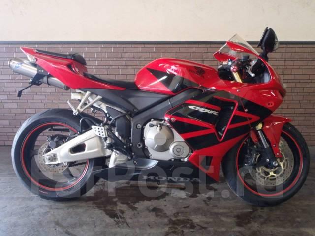 Honda Cbr600rr 2005 Art 0875 Honda Cbr 600rr 2005 Prodazha