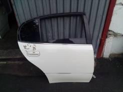 Дверь задняя правая Toyota Aristo JZS161