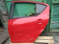 Дверь левая задняя в разбор Toyota Aqua NHP10 1Nzfxe