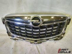 Решетка радиатора. Opel Mokka A14NET, A16DTH, A16XER, A17DTS, A18XER, B14NET, B16DTH, B16DTN, B16XER