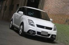 Бампер передний . Suzuki Swift (Zc) 2004 - 2010