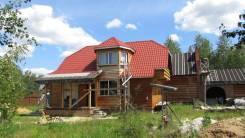 Дом рядом с Москвой в окружении леса ищет хозяина!. площадь участка 12кв.м., от частного лица (собственник)