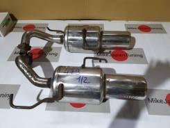Глушитель. Subaru Legacy, BL5, BP5, BP9, BPE