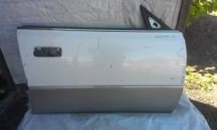 Дверь Toyota, Windom, правая передняя MCV20 белая