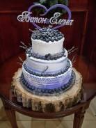Свадебные торты и караваи.