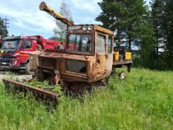 Стройдормаш БКМ-531. Бурильно-крановая машина БКМ-531 на шасси трактора гусеничного ТЛТ-100, 2 000кг.