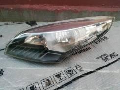 Фара левая для Renault Megane 3 (c 2008 г) 260607305R