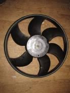 Вентилятор радиатора с моторчиком [5YY0548] для Renault Duster, Renault Logan I [арт. 223415-4]