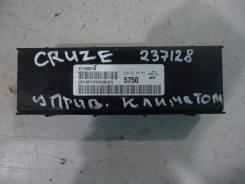 Блок управления климатом [13505750] для Chevrolet Cruze I