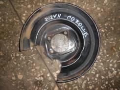 Пыльник тормозного диска левый передний [4778212250] для Toyota Corolla E140/E150