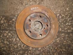Диск тормозной передний [4351212670] для Toyota Auris I, Toyota Corolla E120/E130, Toyota Corolla E140/E150 [арт. 212516]