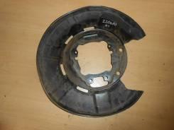Пыльник тормозного диска задний правый [34216787322] для BMW X1 E84