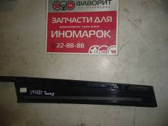 Накладка двери передняя правая [7P6837902] для Volkswagen Touareg II [арт. 297681] 7P6837902
