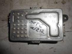 Резистор отопителя [A2128702110] для Mercedes-Benz C-class W204, Mercedes-Benz CLS-class C218, Mercedes-Benz E-class W212