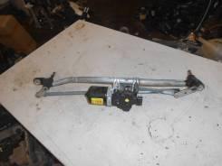 Моторчик стеклоочистителя в сборе с трапецией [288004410R] для Renault Logan II, Renault Sandero II