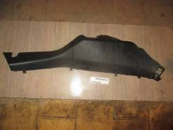 Накладка порога внутренняя задняя правая [849504EA1A] для Nissan Qashqai II [арт. 229025]