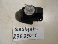 Моторчик привода заслонок отопителя [277T14BU1A] для Nissan Qashqai II