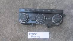 Блок управления отопителем [5G0907044BD] для Volkswagen Golf VII