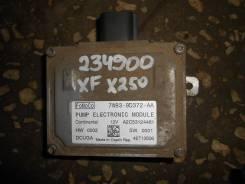 Блок управления топливным насосом [7W839D372AA] для Jaguar XF X250, Jaguar XJ X351 [арт. 234900]