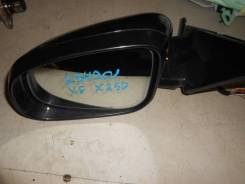 Зеркало заднего вида боковое левое [C2Z19390] для Jaguar XF X250