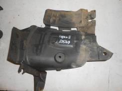 Защита двигателя (пыльник) левая [638311798R] для Renault Logan II