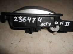 Ручка двери внутренняя передняя правая [7242034200LBA] для SsangYong Actyon II