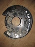 Щит опорный задний правый [465030E020] для Toyota Highlander U50