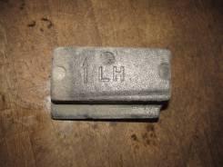 Наполнитель заднего бампера левый [850934AA0A] для Nissan Almera III