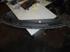 Решетка стеклоочистителя (планка под лобовое стекло) [668624AA0A] для Nissan Almera III, передняя