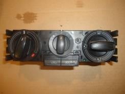 Блок управления отопителем с кондиционером [5JA820045B] для Skoda Rapid