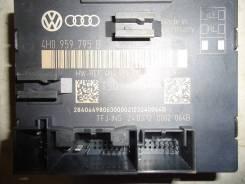 Блок комфорта двери [4H0959795B] для Volkswagen Touareg II