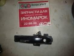 Ручка двери наружная передняя левая [8A61A224A37] для Ford Fiesta VI
