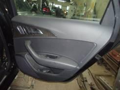 Обшивка двери задняя правая [4G0867304BWFA] для Audi A6 C7