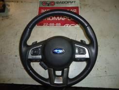 Рулевое колесо в сборе с AIR BAG [34312AL010VH] для Subaru Outback IV
