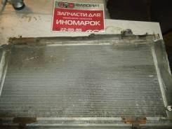 Радиатор кондиционера (конденсер) [73210AL000] для Subaru Outback IV
