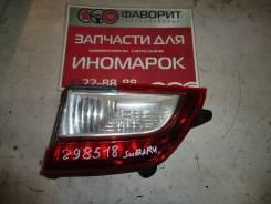 Фонарь задний внутренний правый [84912AL070] для Subaru Outback IV
