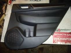 Обшивка двери задняя правая [94222AL020WM] для Subaru Outback IV